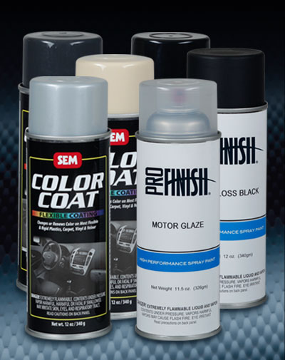 automotive wash and detailing Aerosol Dye Glaze Paint category image button