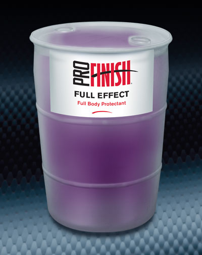 Pro Finish AUTOMATIC CAR WASH Full Effect Full Body Protectant automotive wash and detailing supplies