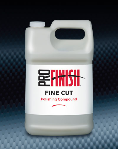 Pro Finish BODY SHOP SUPPLIES BUFFING COMPOUNDS Fine Cut Polishing Compound automotive car wash and detailing supplies