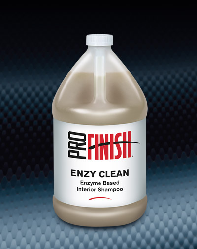 Pro Finish BODY SHOP SUPPLIES CLEANERS & DEGREASERS Enzy Clean automotive car wash and detailing supplies