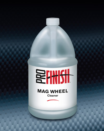 Pro Finish BODY SHOP SUPPLIES CLEANERS & DEGREASERS Mag Wheel automotive car wash and detailing supplies