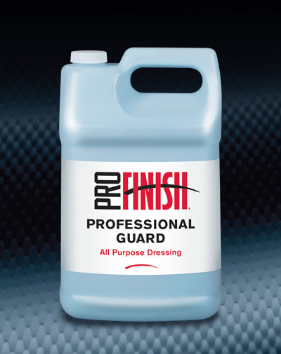 Pro Finish BODY SHOP DRESSINGS Professional Guard All Purpose Dressing automotive car wash and detailing supplies