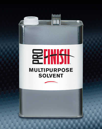Pro Finish BODY SHOP Myltipurpose Solvent automotive car wash and detailing supplies