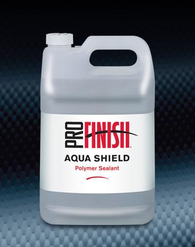 Pro Finish WAXES & SEALANTS Aqua Shield Polymer Sealant automotive car wash and detailing supplies