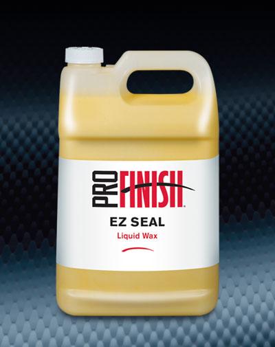 Pro Finish WAXES & SEALANTS Ez Seal Liquid Wax automotive car wash and detailing supplies