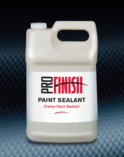 Pro Finish WAXES & SEALANTS Paint Sealant Polymer Paint Sealant automotive car wash and detailing supplies